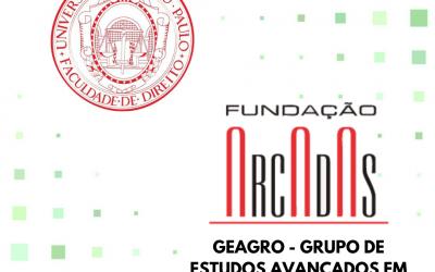 Diretor da R.TORSIANO integra o Grupo de Estudos Avançados em Direito Agrário da USP